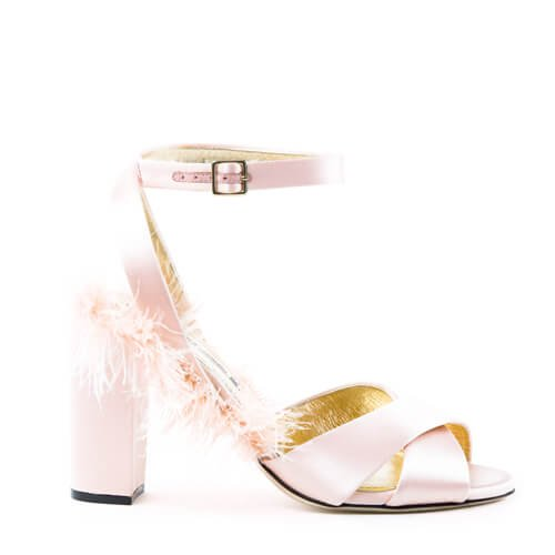 Plumes Sandals