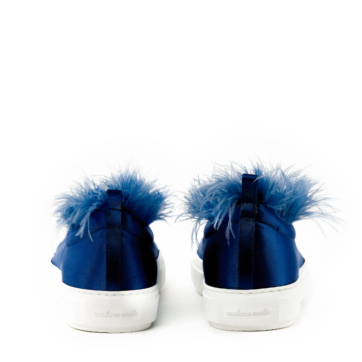 Plumes Sneakers - Blue