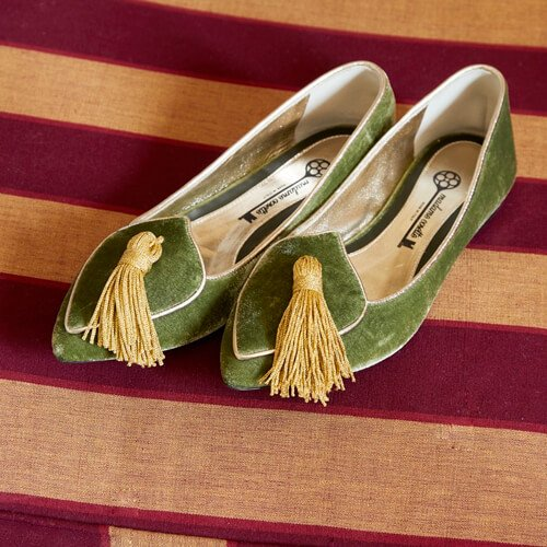 Slippers Olive green